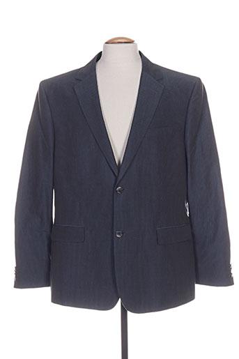 Veste casual bleu MEXX pour homme