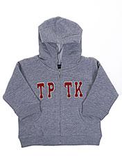 Veste casual gris TPTK pour enfant seconde vue