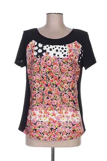arona san francisco t-shirts femme de couleur rose