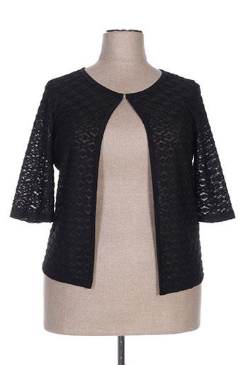 nayat vestes femme de couleur noir
