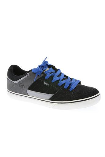 dvs chaussures homme de couleur noir