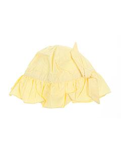 Chapeau jaune BULLE DE BB pour fille