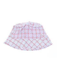 Chapeau rouge BULLE DE BB pour fille