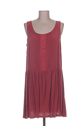 les piplett's robes femme de couleur orange