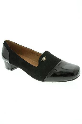 top shoes chaussures femme de couleur noir