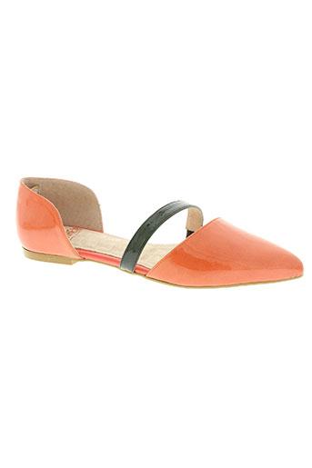 mikaela chaussures femme de couleur rose