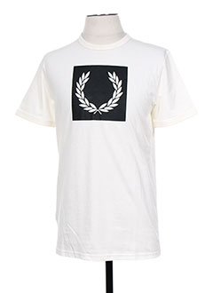 Produit-T-shirts-Homme-FRED PERRY