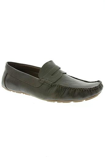 yimaida chaussures femme de couleur marron