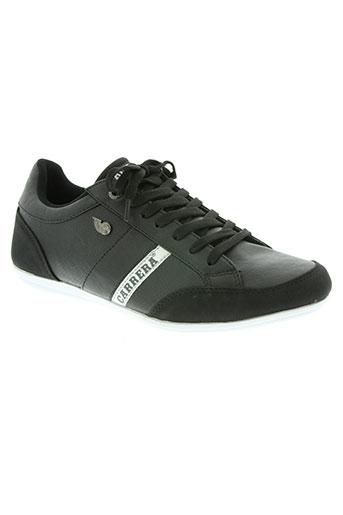 carrera chaussures homme de couleur noir