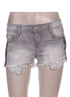 Produit-Shorts / Bermudas-Femme-DAYSIE