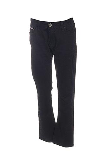 Pantalon casual noir DN.SIXTY SEVEN pour femme