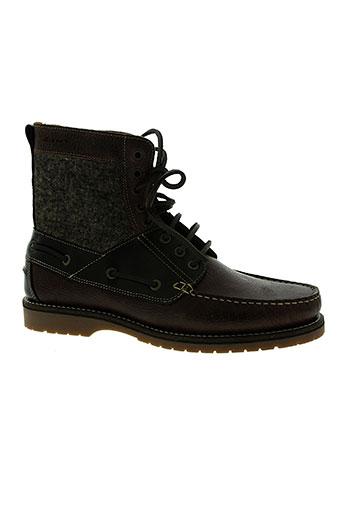 gant chaussures homme de couleur marron