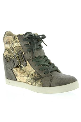 les tropeziennes chaussures femme de couleur gris