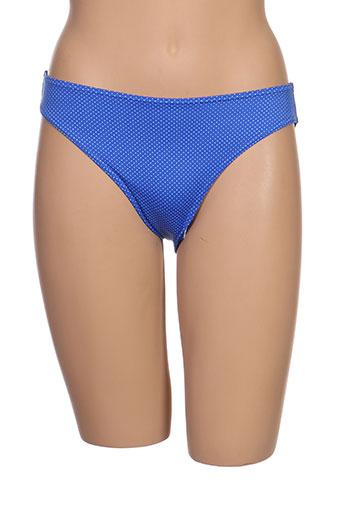 Bas de maillot de bain bleu FREYA pour femme