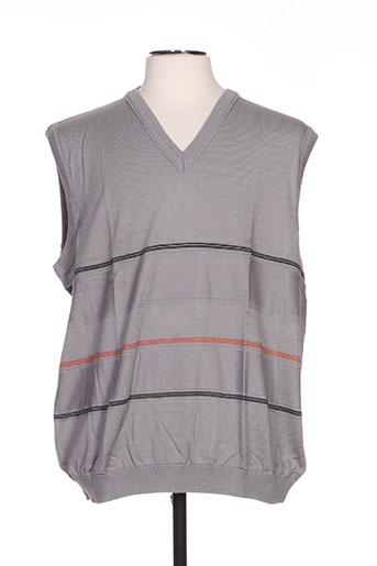 paul rhodamel pulls homme de couleur gris