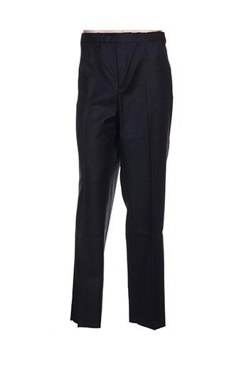 laboureur pantalons homme de couleur bleu