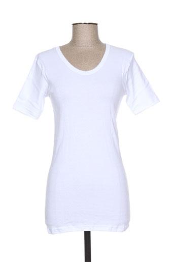 jet lingerie femme de couleur blanc