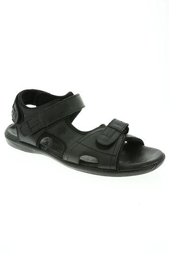 podowell chaussures homme de couleur noir