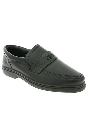 light chaussures homme de couleur noir