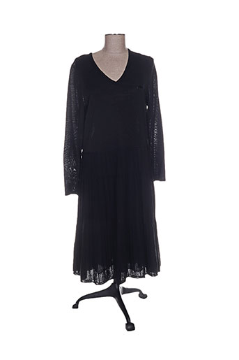 pauporté robes femme de couleur noir