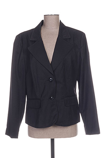 jensen vestes femme de couleur noir