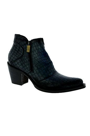 jo ghost chaussures femme de couleur bleu