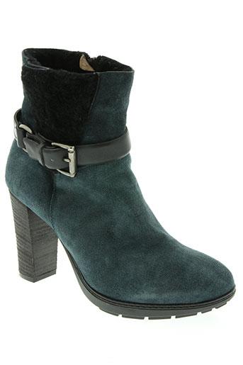 tosca blu chaussures femme de couleur bleu