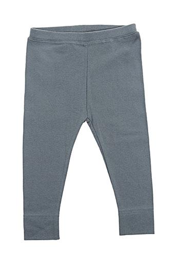 milk on the rocks pantalons fille de couleur gris