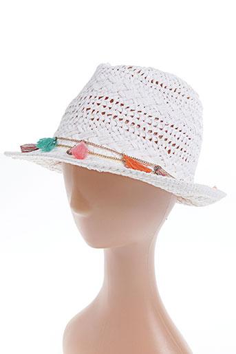catch me accessoires femme de couleur blanc
