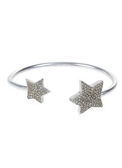 Bracelet Jonc gris MINE DE RIEN pour femme