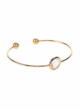 Bracelet Jonc blanc MINE DE RIEN pour femme
