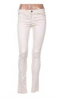 Pantalon casual rose LEE COOPER pour femme