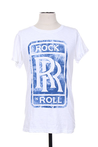 life is a circus t-shirts homme de couleur blanc