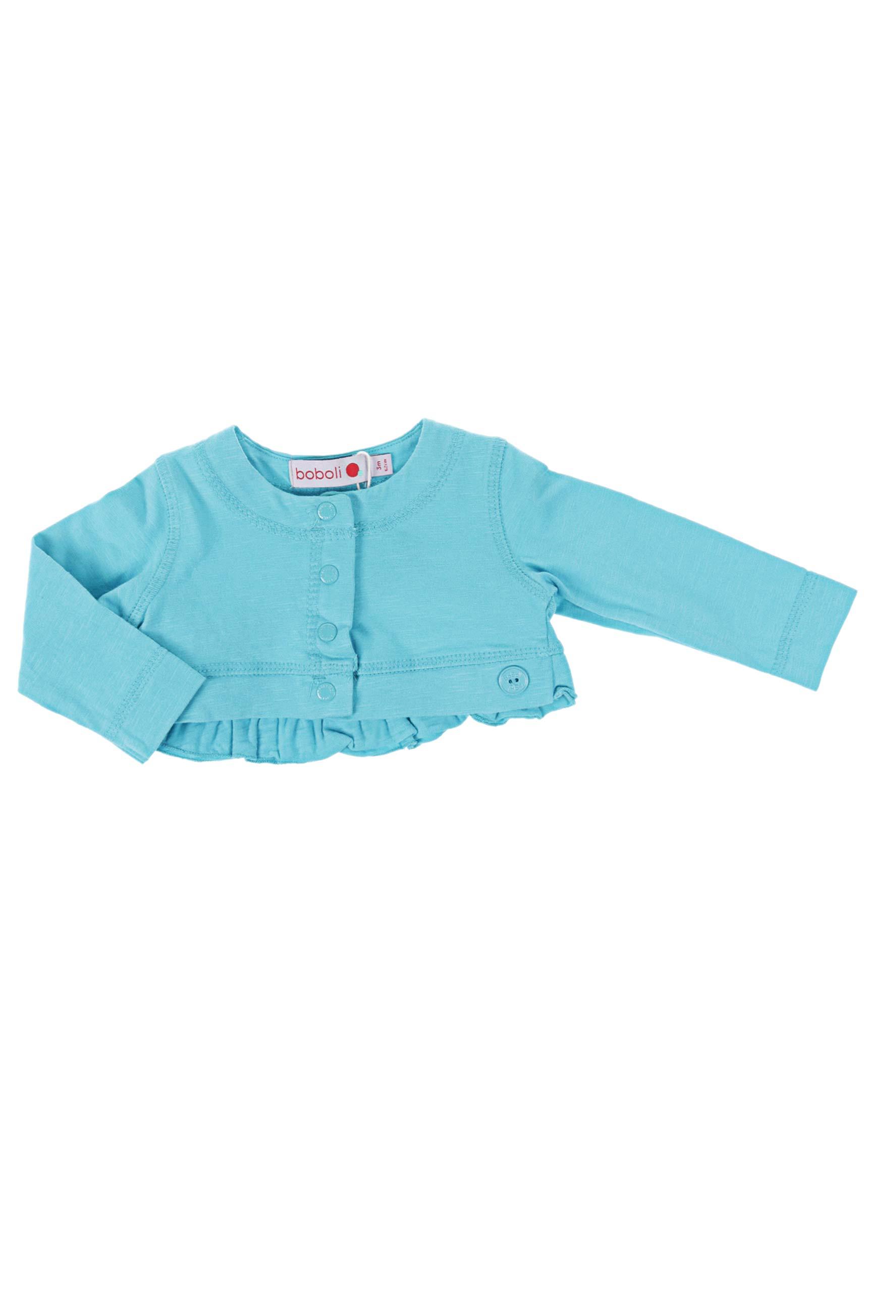 aad7dc0dc04c0 Boboli Boleros Fille De Couleur Bleu En Soldes Pas Cher 1192586 ...