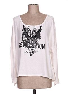 Produit-T-shirts-Femme-MC PLANET