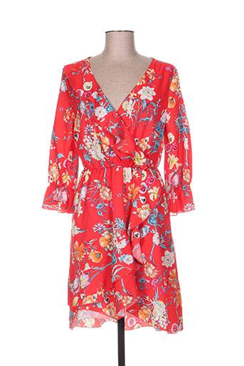 101 idees robes femme de couleur rouge