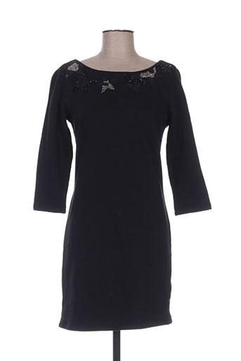 i.code (by ikks) robes femme de couleur noir