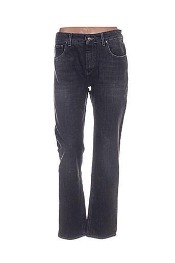 reiko jeans femme de couleur gris