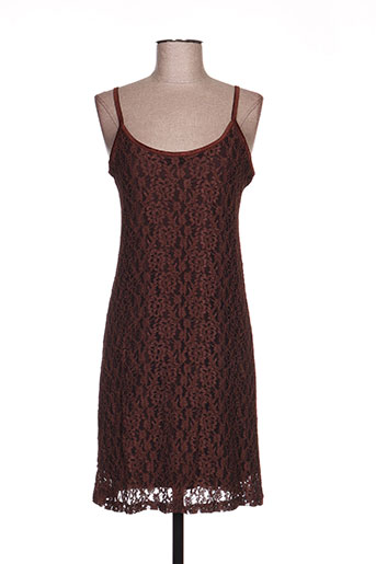 sasch robes femme de couleur marron