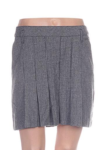 timeout jupes femme de couleur gris