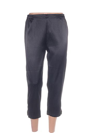 Pantalon casual noir ALISON pour femme