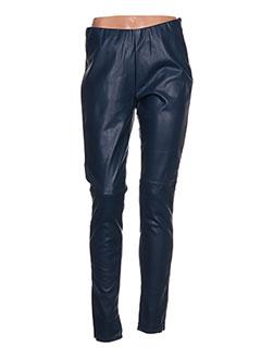 Pantalon chic bleu EXPRESSO pour femme