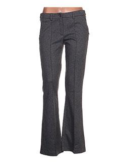 Pantalon chic gris EXPRESSO pour femme