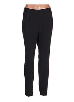 Pantalon chic noir EXPRESSO pour femme