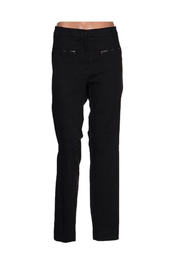 Pantalon 7/8 noir EXPRESSO pour femme