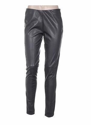 Pantalon casual gris EXPRESSO pour femme