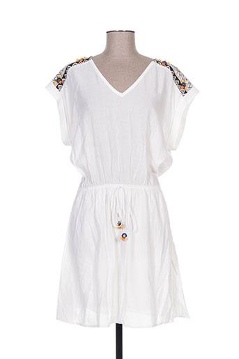 carminn robes femme de couleur beige