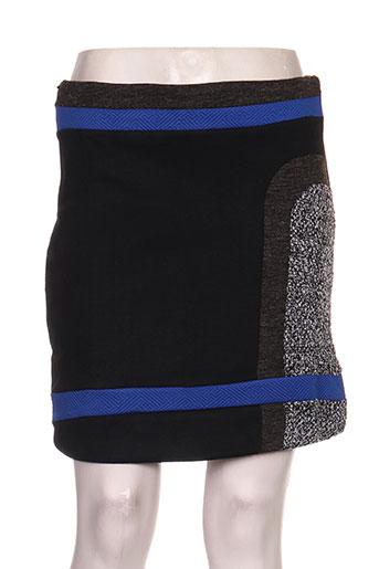 bamboo's jupes femme de couleur noir