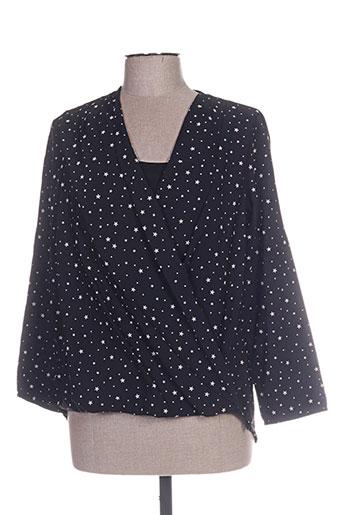 esperance chemises femme de couleur noir