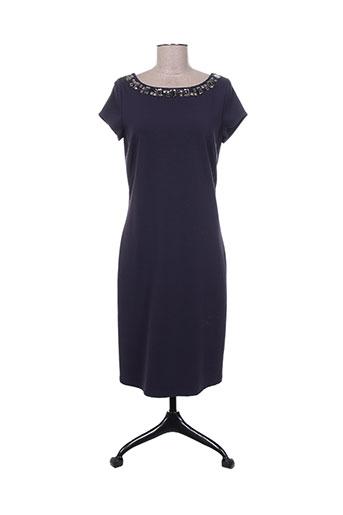 Robe mi-longue violet MARELLA pour femme